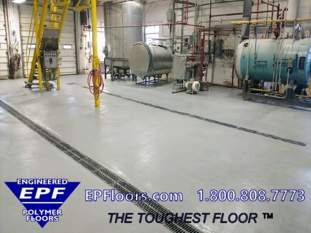 epoxy and urethane floors