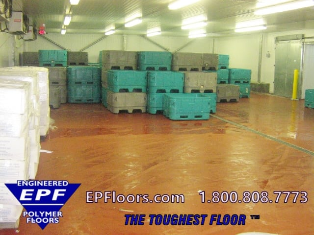 epoxy seafood floor