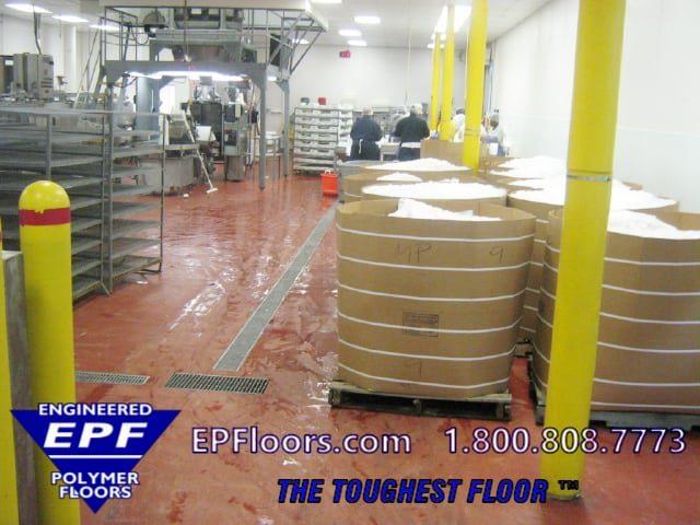 seafood floor