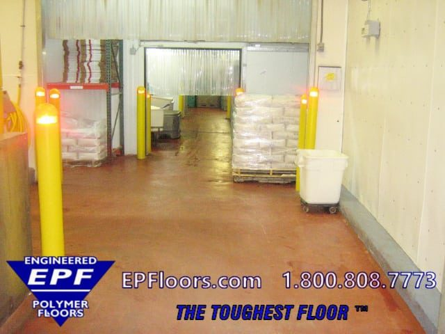 seafood epoxy floor