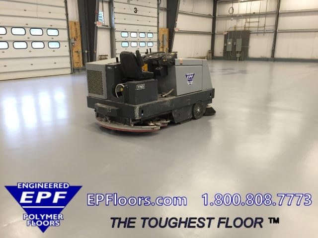 CT MA RI industrial flooring new england