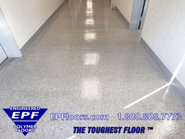 epoxy pharmaceutical floor