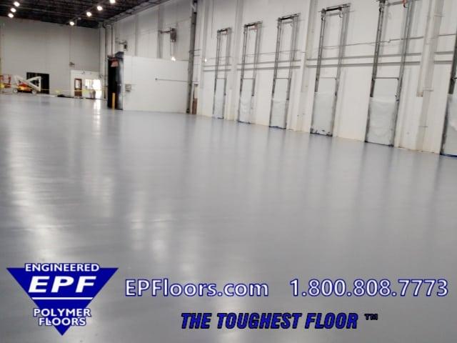 epoxy and urethane floor
