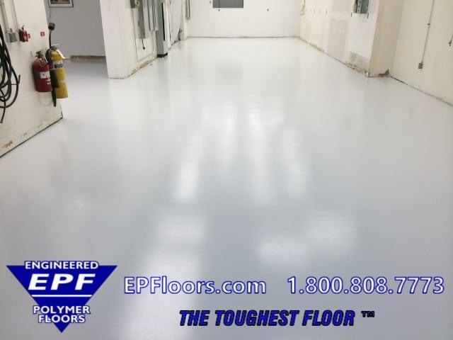 conductive floor