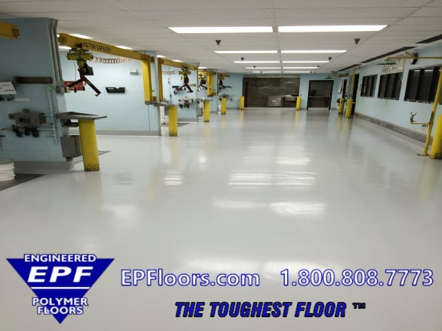 conductive epoxy flooring