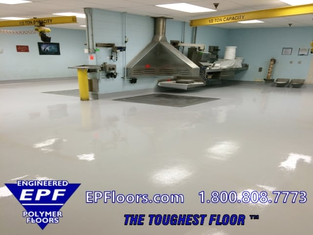 AntiMicrobial Floors