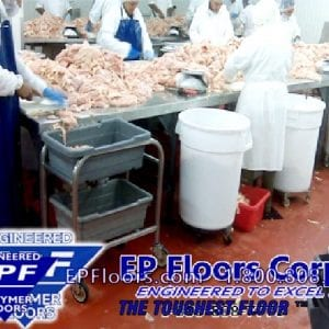 AntiMicrobial Floor flooring solutions for meat plants