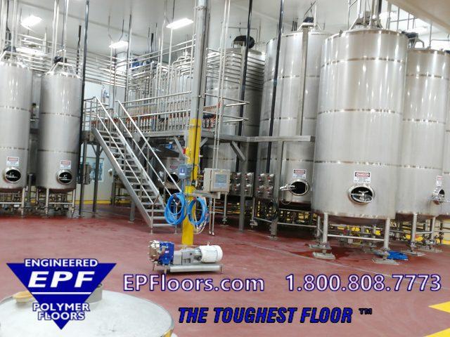 beverage floor options