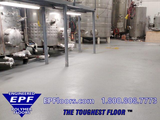 processing floor options