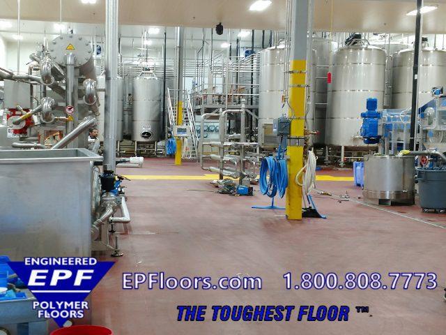 food beverage floor options