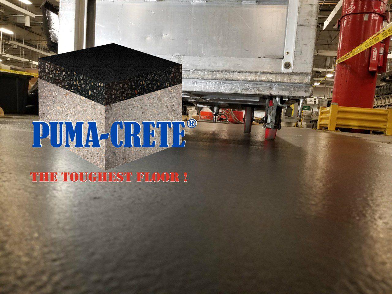 USPS Workroom Flooring