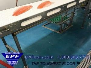 seafood plant flooring contractors